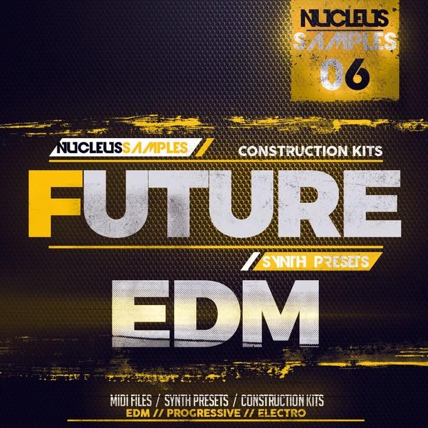 Nucleus Samples Future EDM
