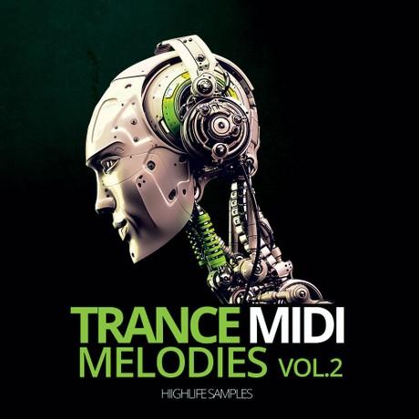 HighLife Samples Trance Midi Melodies Vol.2