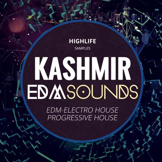 HighLife Samples KASHMIR EDM Sounds