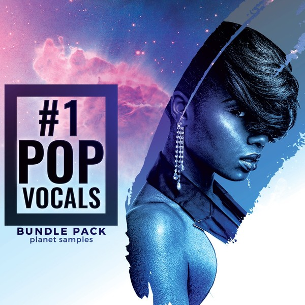 Planet Samples #1 Pop Vocals Bundle Pack