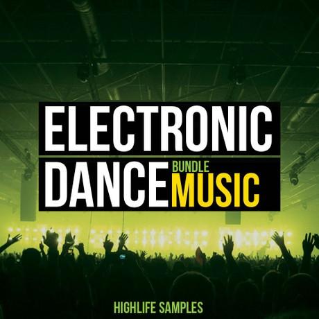 HighLife Samples Electronic Dance Music Bundle