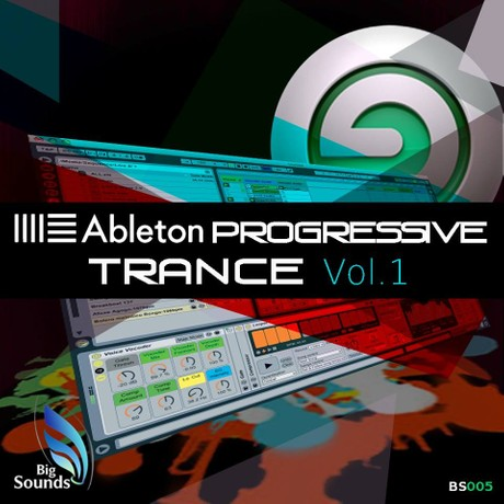 Big Sounds - Ableton Progressive Trance Vol.1