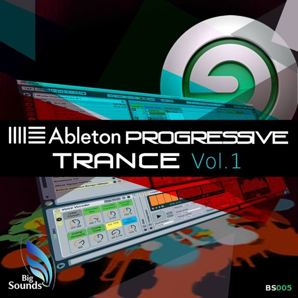 Big Sounds - Ableton Progressive Trance Vol.1