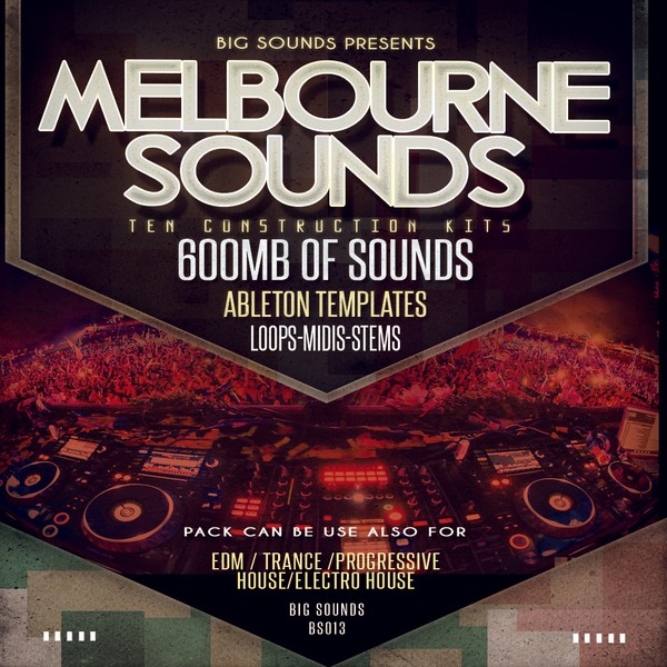 Big Sounds Melbourne Sounds