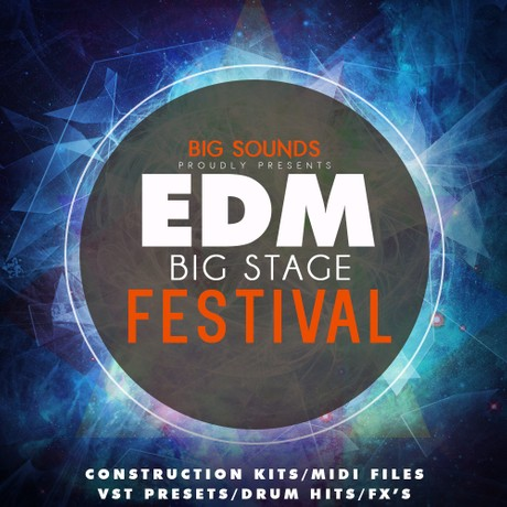 Big Sounds EDM Big Stage Festival