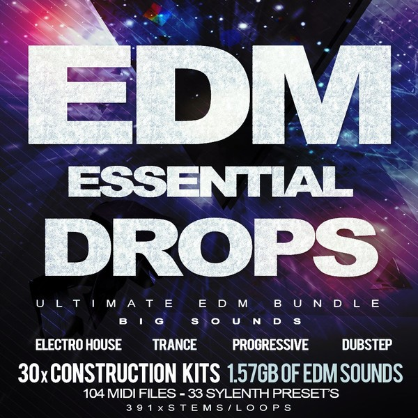 EDM Essential Drops Sale Bundle