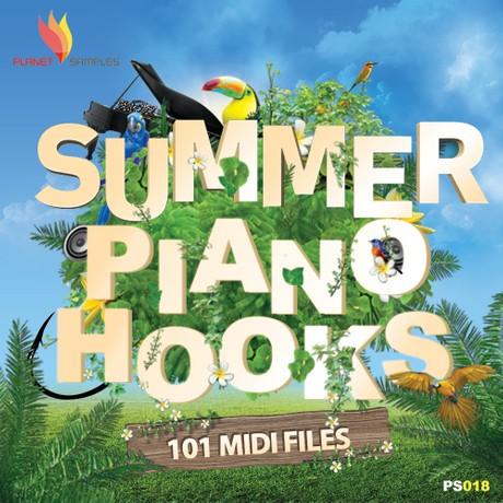 Summer Piano Hooks