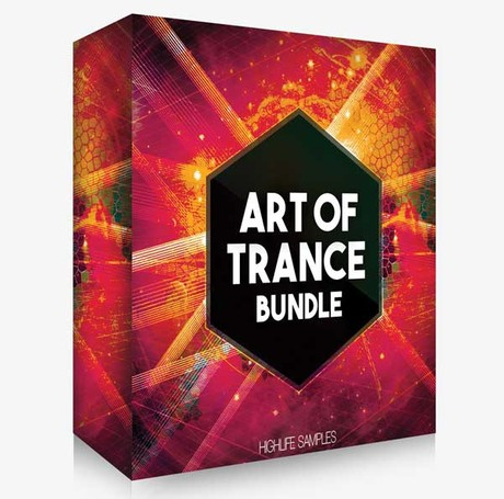 Art of Trance 1-4 Bundle