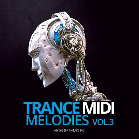 HighLife Samples Trance Midi Melodies Vol.3