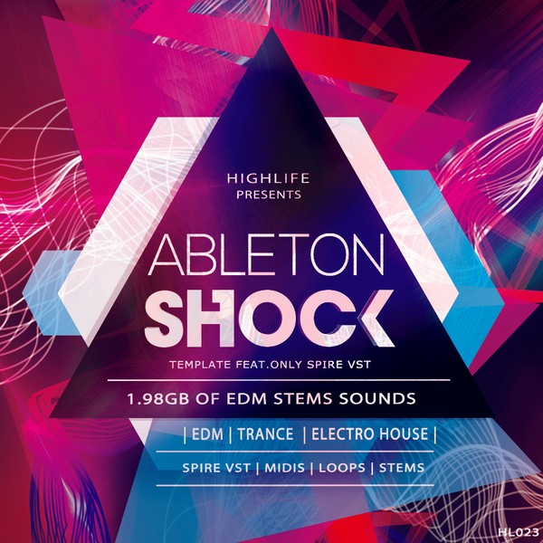 Ableton Shock Template