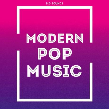 Big Sounds Modern Pop Music