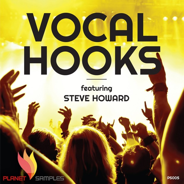 Vocal Hook feat.Steve Howard