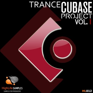 Cubase Trance Project Vol.1