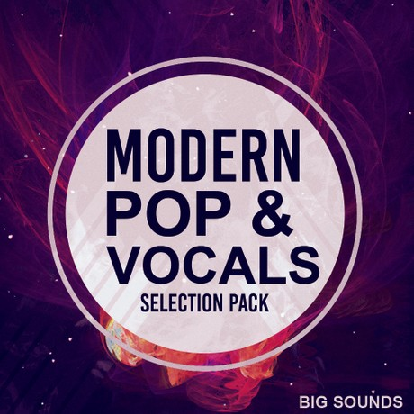 Big Sounds Modern Pop & Vocals[Selection Pack]