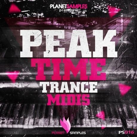 PeakTime Trance Midis