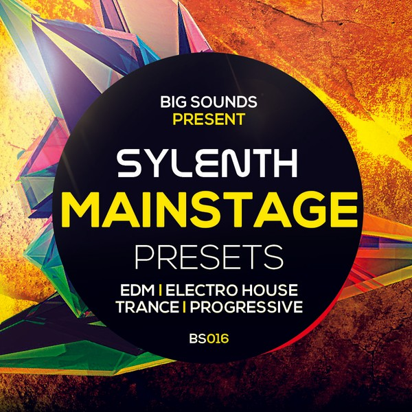 Big Sounds Sylenth Mainstage Presets