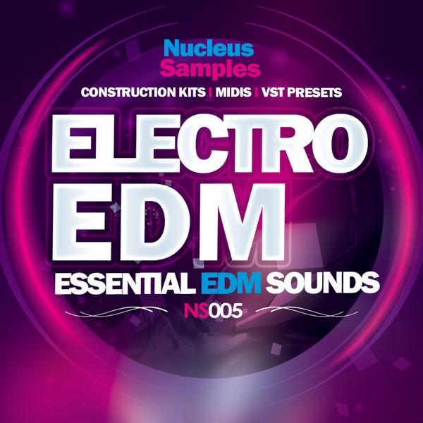 Nucleus Samples Electro EDM