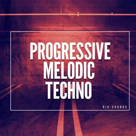 Big Sounds Progressive Melodic Techno