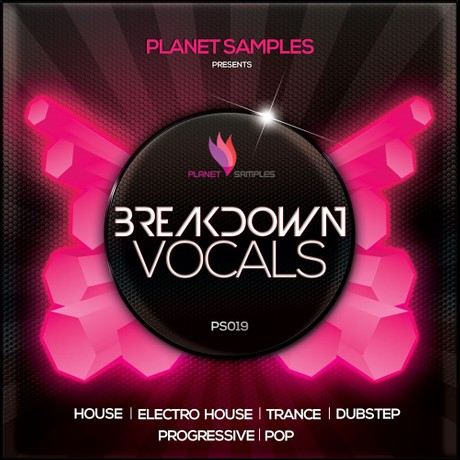 Planet Samples Breakdown Vocals
