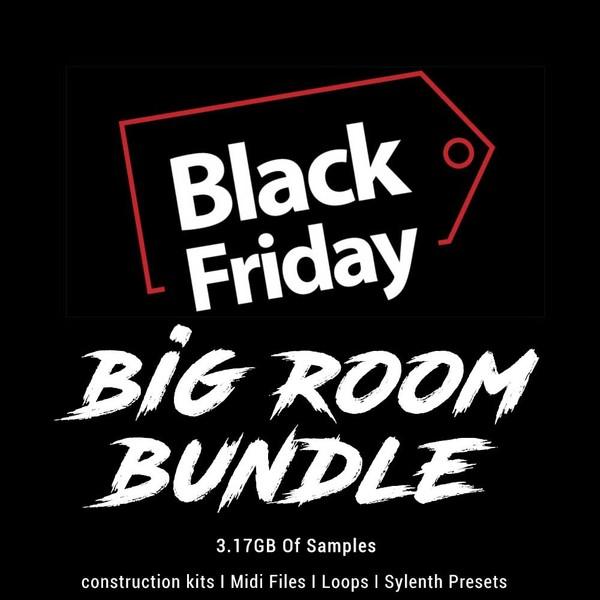 Big Room Bundle Limited copies