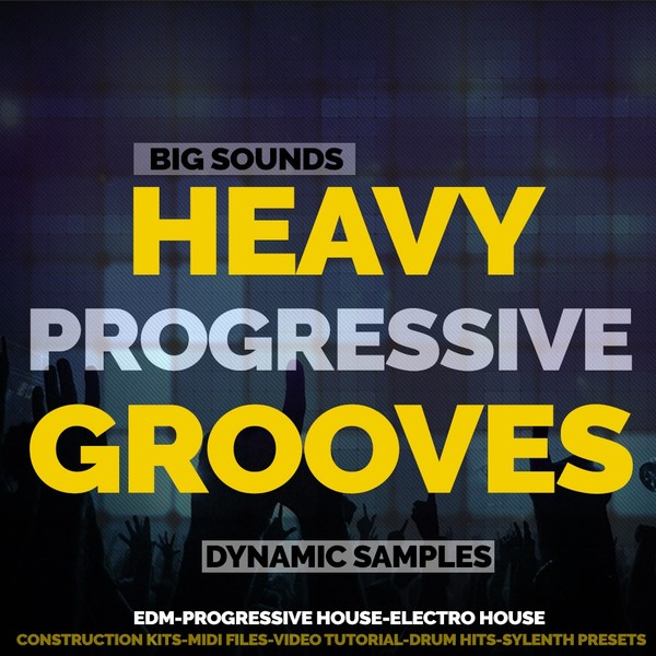 Big Sounds Heavy Progressive Grooves