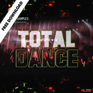 HighLife Samples Total Dance Free Pack