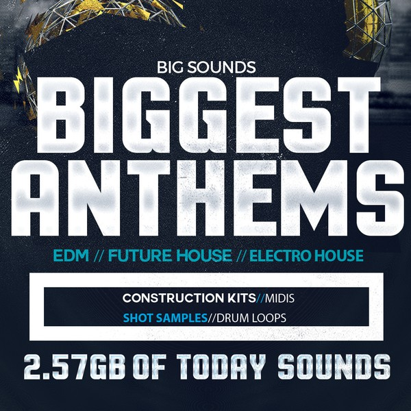 Big Sounds Biggest Anthems