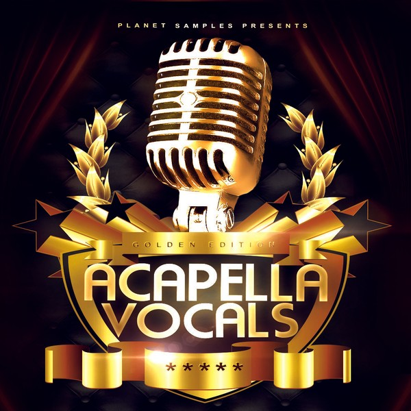 Acapella Vocals