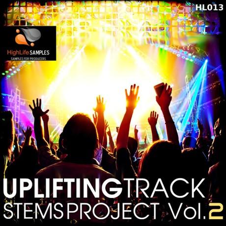 Uplifting Track Stems Vol.2