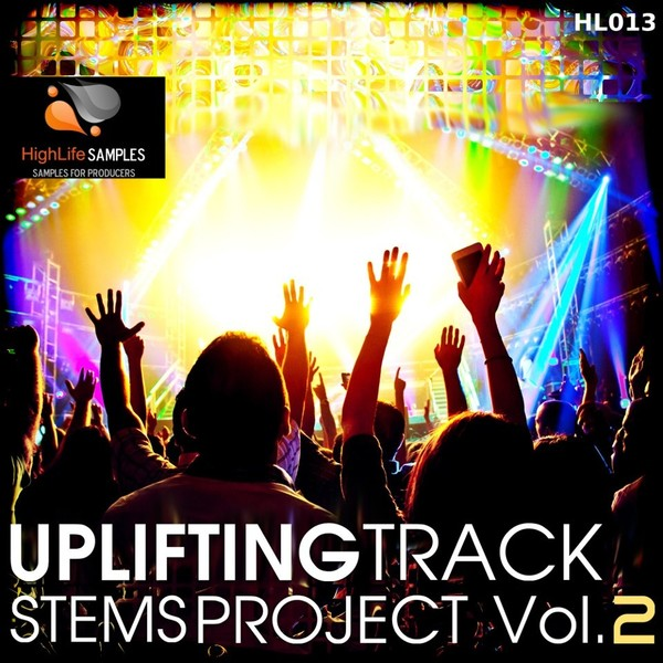 Uplifting Track Stems Vol.2