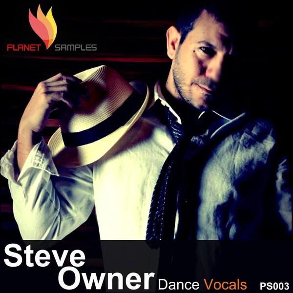 Steve Owner Dance Vocals Vol.1