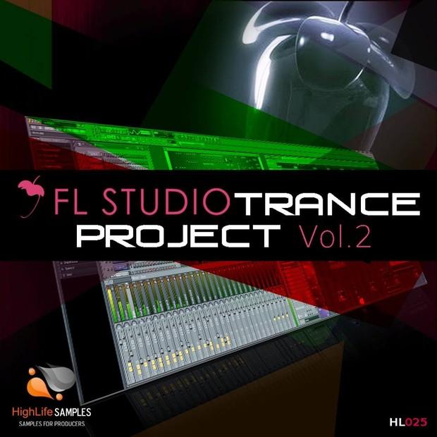 FL Studio Trance Project Vol.2