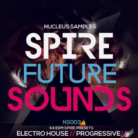 Nucleus Samples Spire Future Sounds