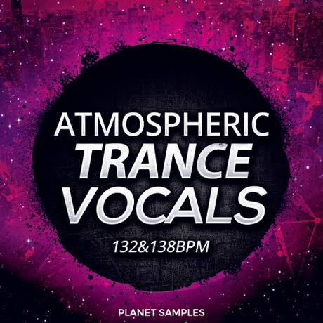 Planet Samples Atmospheric Trance Vocals