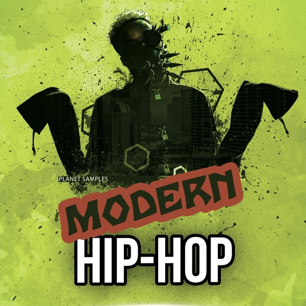 Planet Samples Modern Hip Hop