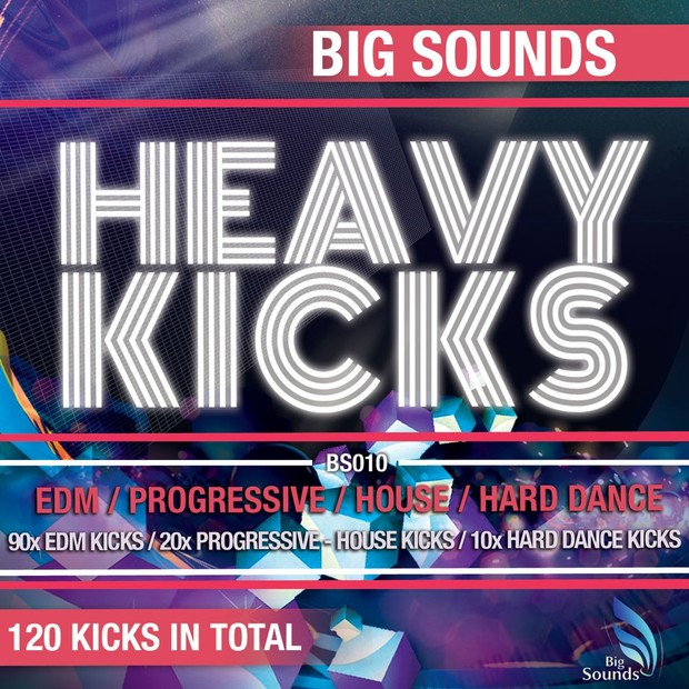 Big Sounds Heavy Kicks