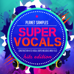 Planet Samples Super Vocals Hits Edition