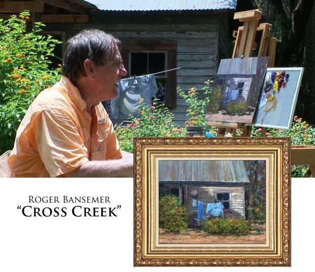 Cross Creek - Painting demonstration by Roger Bansemer