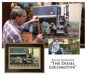 The Diesel Locomotive