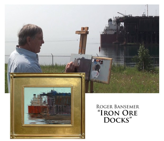 Iron Ore Docks