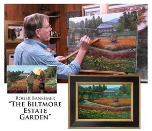 The Biltmore Estate Garden