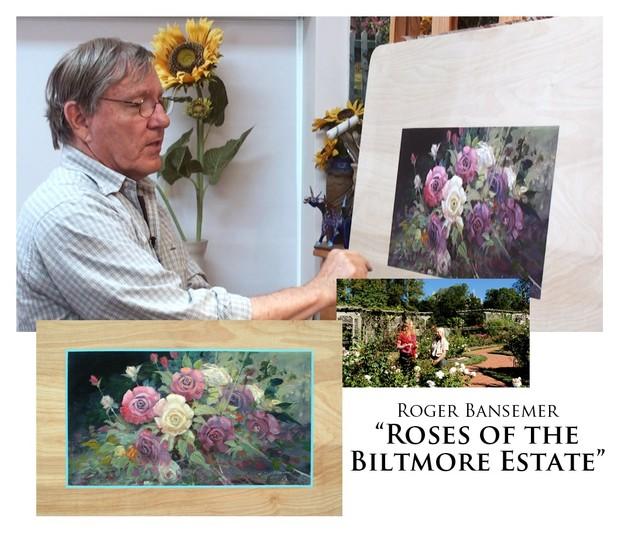 Roses of the Biltmore Estate