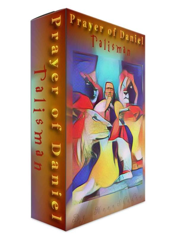 Prayer of Daniel Talisman