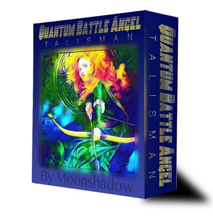 Quantum  Battle Angel  Talisman