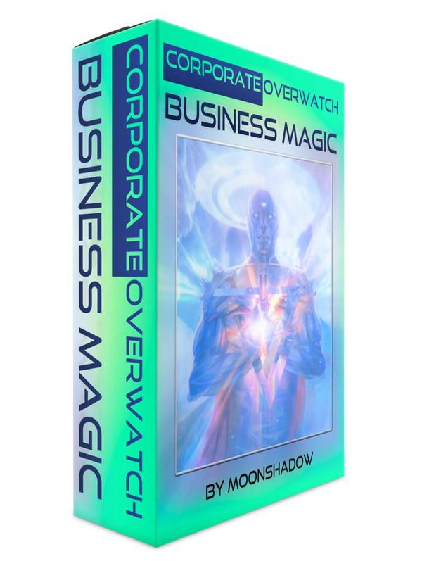 Corporate Overwatch Business Magic