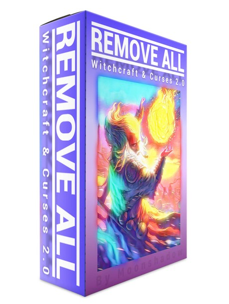 Remove all Witchcraft and Curses 2.0