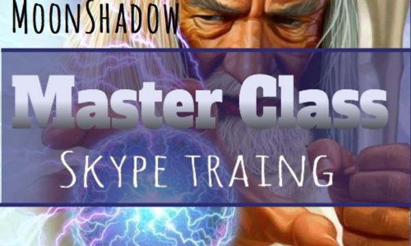 Master Class (Skype Training)