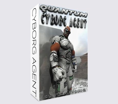 Quantum Cyborg Agent (servitor)