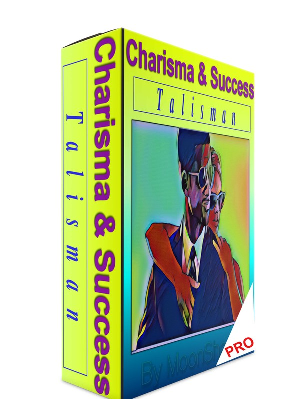 Charism and Success Talisman Pro