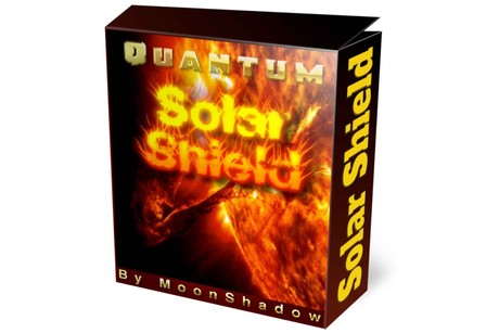 Solar Shield Talisman
